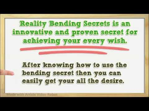 reality bending secrets reviews